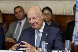 Hội nghị về Syria không đạt tiến triển về thành lập ủy ban hiến pháp