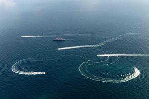 Ukraine mời các quốc gia ven biển đưa tàu chiến đến Biển Đen