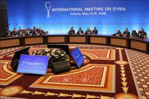 Hội nghị quốc tế về Syria không thành lập được ủy ban hiến pháp