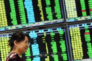 Thị trường chứng khoán châu Á diễn biến trái chiều sau tuyên bố của Chủ tịch FED
