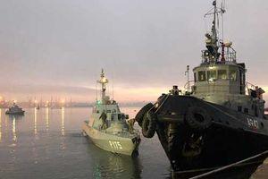 Nga tìm thấy 'chỉ thị mật' trên tàu hải quân Ukraine bị bắt giữ