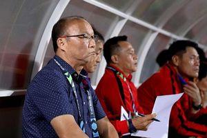 Những lựa chọn khó khăn của HLV Park Hang Seo trước gặp Philippines