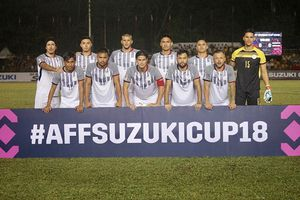 Philippines gặp 'dớp' lạ khiến họ luôn thua ở bán kết AFF Cup