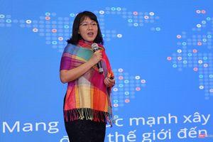 Sếp Facebook Việt Nam: Muốn trang bị thêm kĩ năng số cho doanh nghiệp vừa và nhỏ