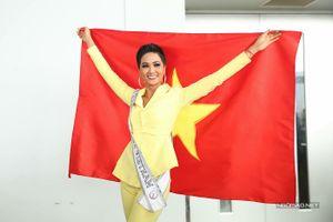 H'Hen Niê viết tâm thư trước giờ lên đường thi Hoa hậu Hoàn vũ