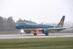 Vietnam Airlines đẩy sớm giờ bay đi Bacolod (Philippines)