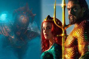 'Aquaman' tung thêm hình mới, dự đoán doanh thu tuần đầu đạt 100 triệu USD