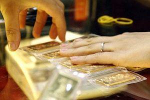Đảo chiều, giá 2 thương hiệu vàng miếng trong nước cùng bật tăng