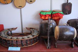 Khám phá thế giới nhạc cụ khắp vùng miền giữa đại ngàn Tây Nguyên