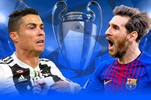 Vượt Ronaldo, Messi lập kỷ lục ghi bàn ở Champions League
