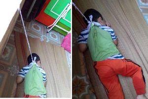 Nam Định: Bé trai 4 tuổi bị buộc dây treo cửa sổ, Sở Giáo dục và Đào tạo vào cuộc