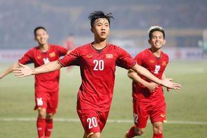 Tuyển Việt Nam đạt thứ hạng đáng gờm tại bảng xếp hạng FIFA