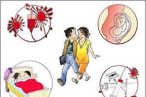 Người nhiễm HIV/AIDS nếu được điều trị ARV có thể giảm nguy cơ lây nhiễm cho bạn tình