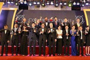 18 doanh nghiệp và doanh nhân nhận giải thưởng xuất sắc châu Á năm 2018