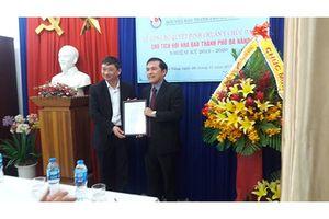 Ông Nguyễn Đức Nam làm Chủ tịch Hội Nhà báo thành phố Đà Nẵng