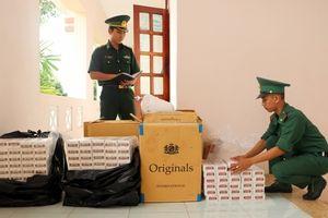 Biên giới Tây Nam: Buôn lậu thuốc lá tăng nhiệt