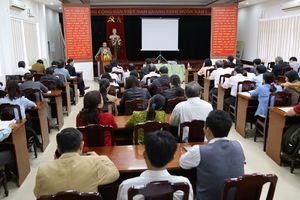 Sở Y tế tỉnh Quảng Nam: Tổng kết công tác khám, chữa bệnh BHYT năm 2018