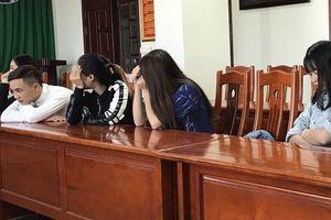 Bắc Giang: Gần 20 thanh niên sử dụng ma túy trong quán karaoke