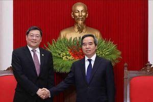 Tỉnh Hồ Nam (Trung Quốc) mong muốn đẩy mạnh hợp tác với các địa phương của Việt Nam