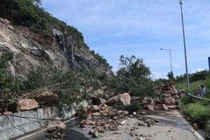 Giao thông Khánh Hòa thiệt hại hơn 70 tỷ đồng vì mưa lũ