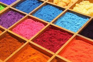 Biến phế liệu dệt thành bột thuốc nhuộm
