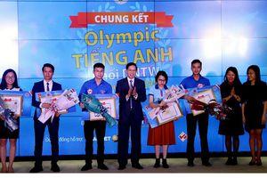 Kỹ sư, đoàn viên PV GAS đạt giải Cuộc thi Olympic Tiếng Anh