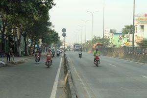 Hạn chế lưu thông nhiều tuyến đường phục vụ giải Marathon Quốc tế TP Hồ Chí Minh Techcombank 2018