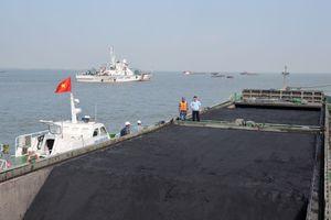 Tàu HD- 2886 chở hơn 2.000 tấn than vi phạm