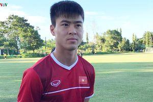 Duy Mạnh ngán đồng đội cũ đang khoác áo ĐT Philippines