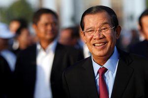 Thủ tướng Campuchia Hun Sen sẽ thăm chính thức Việt Nam