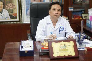 Gặp bác sĩ tạo thành công kỹ thuật nội soi u xơ tuyến vú không để lại sẹo 'Made in Việt Nam'