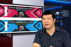 BLV Quang Huy: 'Bán vé bóng đá online, đi mới thành đường được!'