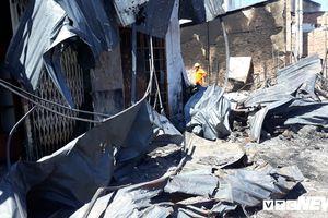 Khởi tố vụ xe bồn lao vào nhà dân bốc cháy khiến 6 người chết ở Bình Phước