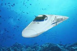 Dự án xây dựng tuyến tàu cao tốc xuyên biển đầu tiên trên thế giới