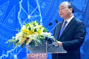 Thủ tướng Nguyễn Xuân Phúc: Người Việt Nam có đầy đủ tố chất bẩm sinh cho sự sáng tạo