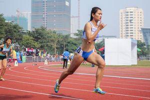 Đại hội Thể thao Toàn quốc Lần VIII: Ngày thi đấu thứ 3, Điền kinh Hà Nội tạm dẫn đầu với 8 HCV