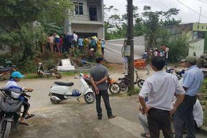 Thanh Hóa: Phát hiện hai vợ chồng tử vong bất thường cạnh nhà và dưới mương nước