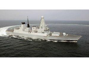 Hải quân Anh đề nghị triển khai tàu khu trục Type-45 tới Ukraine đối đầu với Nga