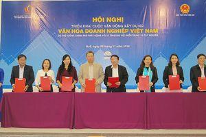Xây dựng văn hóa Doanh nghiệp Việt Nam