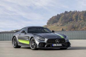 Mercedes-Benz AMG GT 2020 ra mắt, có thêm bản Pro