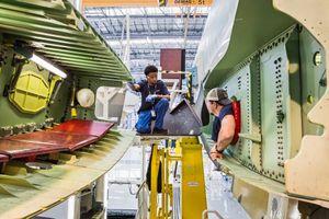 Cận cảnh Airbus A321, mẫu máy bay gặp sự cố khi vừa khai thác 2 tuần