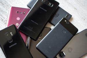 Loạt smartphone cận cao cấp vừa ra mắt tại VN