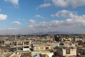 Phòng không Syria chặn đứng đòn đánh táo bạo vào phía nam lãnh thổ