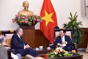 Phó Thủ tướng tiếp Chủ tịch Nhóm Tầm nhìn APEC