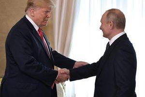 Điện Kremlin phản ứng bất ngờ khi Trump hủy họp với Putin vì Ukraine