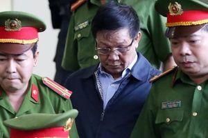 Bị cáo Phan Văn Vĩnh nhận mức án 9 năm tù giam
