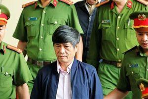 Cựu Cục trưởng C50 Nguyễn Thanh Hóa nhận mức án 10 tù giam