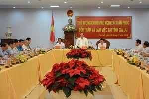 Thủ tướng Chính phủ Nguyễn Xuân Phúc thăm và làm việc tại Gia Lai