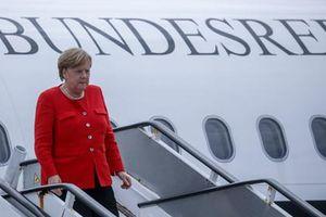 Vì sao chuyên cơ chở Thủ tướng Đức phải hạ cánh khẩn cấp?