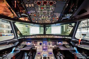 Cận cảnh Airbus A321, mẫu máy bay gặp sự cố khi khai thác 2 tuần
